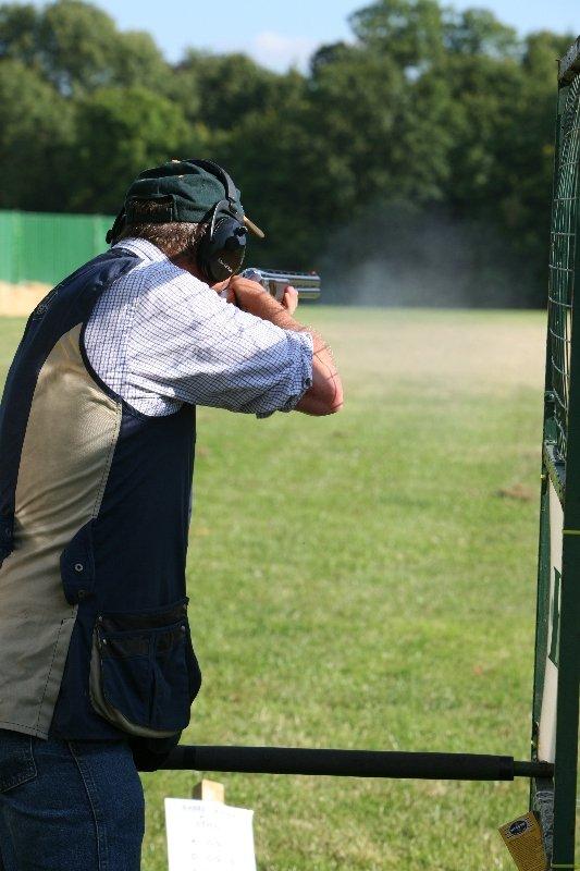 Rifle shot